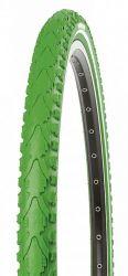 Zobrazit detail - Plášť Kenda 622x40 K-935 KHAN ČERVENÝ REFLEXNÍ zelená