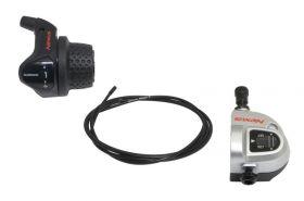 Řazení Shimano NEXUS SL3S41 černé 3k pravé RevoShift
