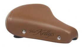 Zobrazit detail - Sedlo KLS Van Kellys luxusní gelové city s pružiny hnědé