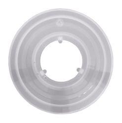 Kryt za kazetu 3 packy plastové bílé mléčné