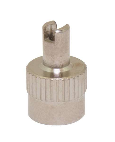 Čepička AV s klíčkem na ventilek 1ks Velo