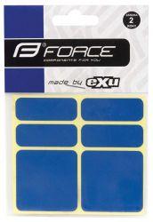 Reflexní samolepky 3M EXU - Shaman modrá