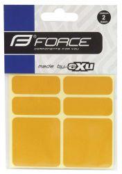 Reflexní samolepky 3M EXU - Shaman  žlutá