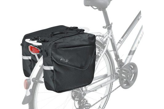 KELLYS Brašna na nosič KLS Adventure 20 Kellys Bicycles