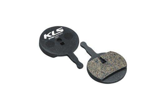 Brzdové destičky KLS D-15, organické (pár) kellys