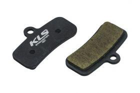 Brzdové destičky KLS D-16 Saint Zee organické (pár)