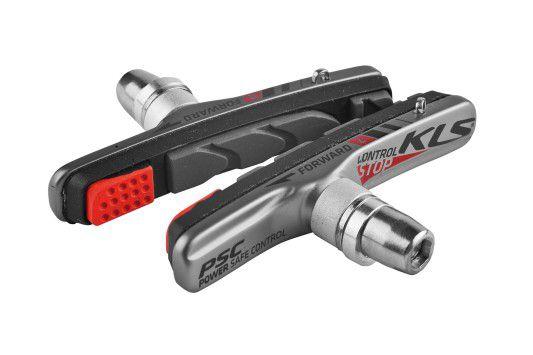 Brzdové špalíky KLS CONTROLSTOP V-01 cartridge (pár) Kellys Bicycles