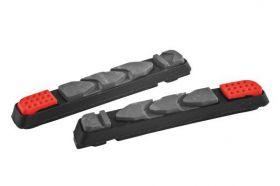 Brzdové gumičky KLS CONTROLSTOP VR-01 (pár)
