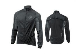 KELLYS Bunda WINDPACK black - M Kellys Bicycles