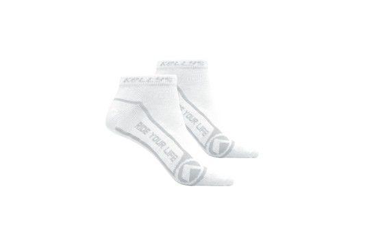 KELLYS Ponožky FIT white 43-47 Kellys Bicycles