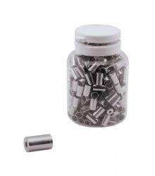 Koncovka bowdenu BBB kovová řadící 4mm 1ks