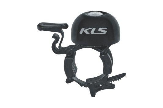 Cyklistický Zvonek KLS BANG 30 černý Kellys
