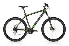 "KELLYS K18051 Viper 30 Black Green 26 17.5"" 2018"