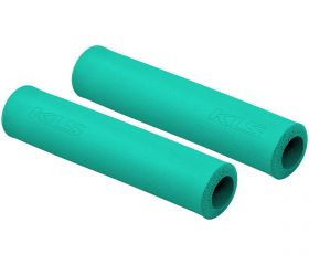 Rukojeti KLS SILICA 2ks turquoise