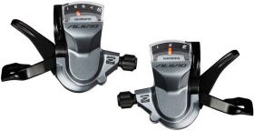 Řazení Shimano ALIVIO SL-M400 páčky 9x3 stupňů