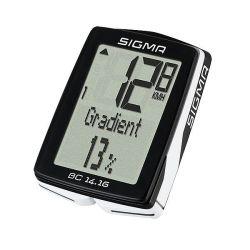 Tachometr počítač SIGMA BC 14.16 NFC Výškoměr NEW