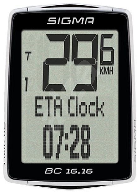 Tachometr počítač SIGMA BC 16.16 NFC NEW