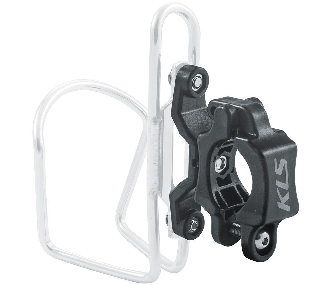 Držák pro košík na láhev KLS Slot 22-31,8 mm Kellys