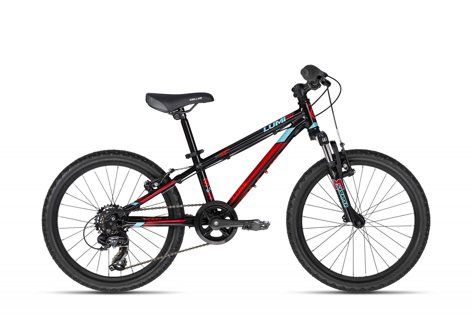 "KELLYS Lumi 50 Black 20"" 2018 Kellys Bicycles"