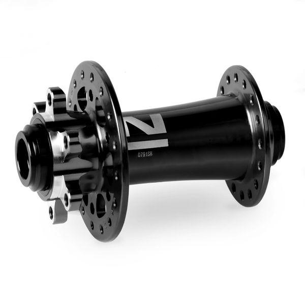 Náboj Novatec D791SB-15, přední, 28-děr, černý (N-logo)