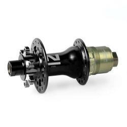 Náboj Novatec D792SB-X12-XD-ABG, zadní, 32-děr, černý (N-logo)