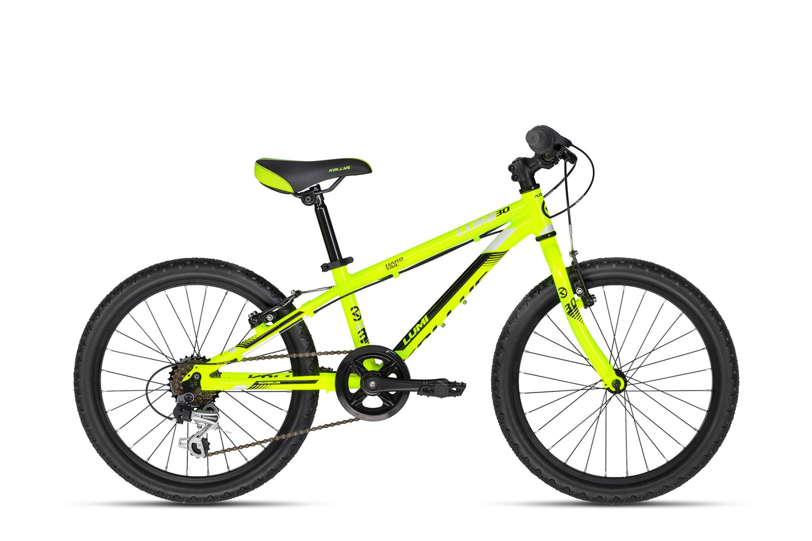 "KELLYS Lumi 30 Green 20"" 2018 Kellys Bicycles"