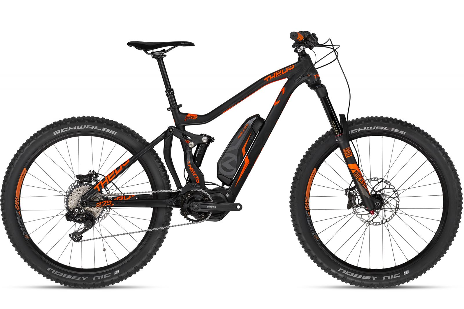 KELLYS K18224 Theos EN 70 L 2018 Kellys Bicycles