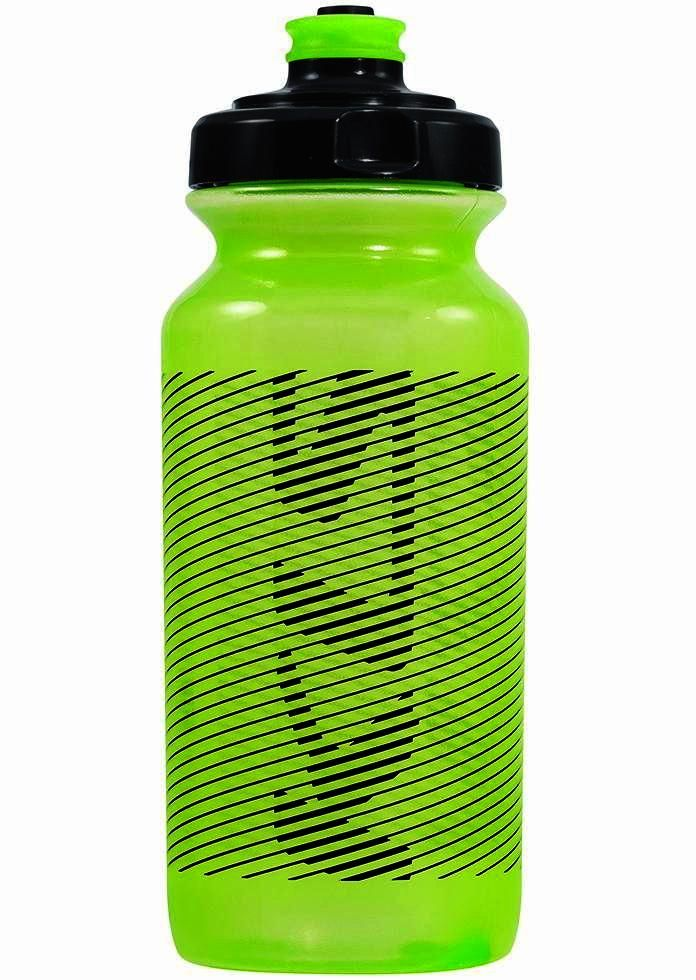 Lahev KLS Mojave Transparent 0.5L green Kellys
