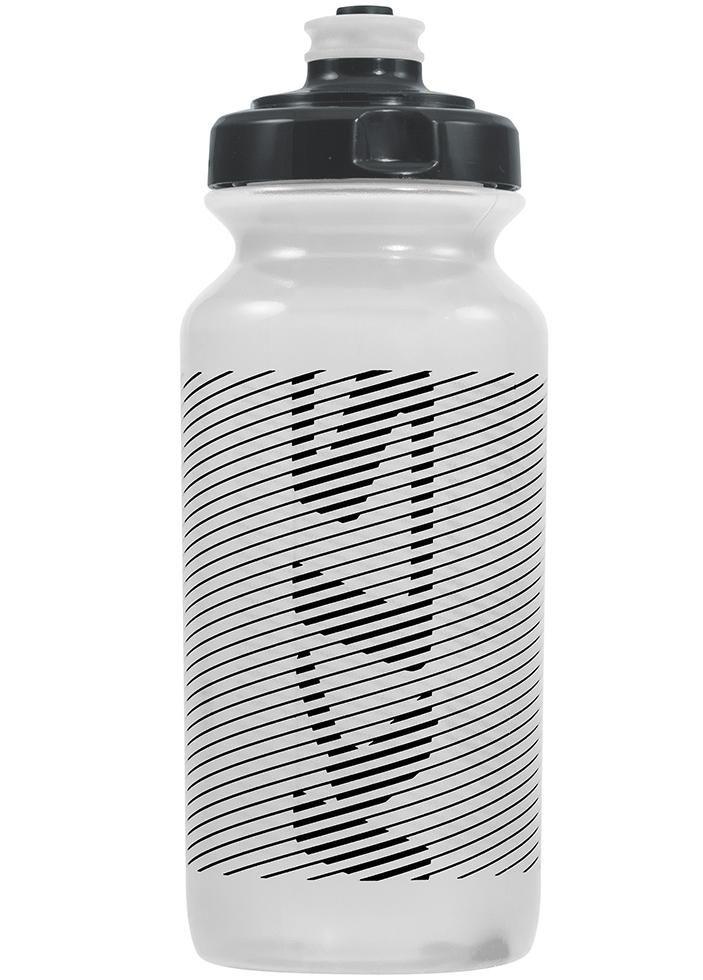 Lahev KLS Mojave Transparent 0.5L white Kellys