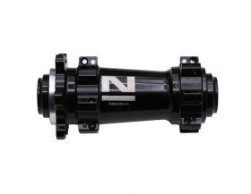 Náboj Novatec XDS641SB-B15 (boost), přední, 28-děrový, čierny (N-logo)