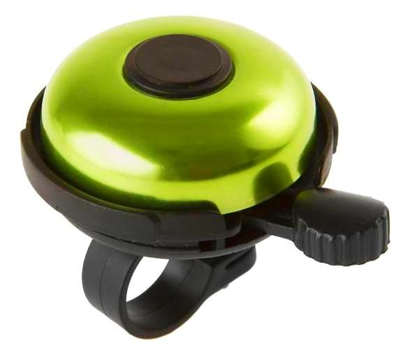 Zvonek M-wave bicycle bell klasik green Elox