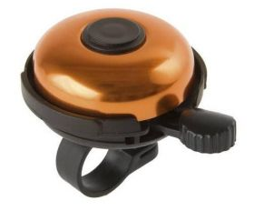 Zvonek M-wave bicycle bell klasik orange Elox