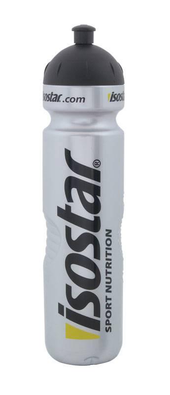 Láhev Isostar 1L stříbrná