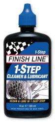 Olej Finish Line 1-Step čistič a mazivo na řetěz 120 ml