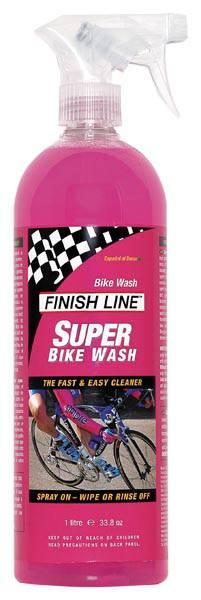 Čistič Finish Line Bike Wash 1l-rozprašovač