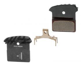 Brzdové destičky Shimano SH BRM985 + chladič XTR  F01A