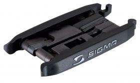 Multiklíč Sigma Medium 17 s nýtovačem 17 funkcí