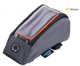 Brašna Sport Arsenál 521 na rám s kapsou pro mobil vhodne na Smarphone