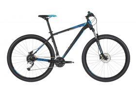 "KELLYS K19084 Spider 50 Black Blue 29"" XL 2019"
