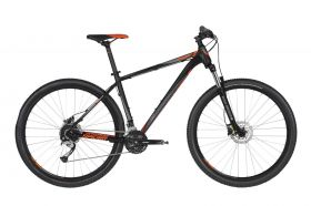 "KELLYS K19085 Spider 50 Black Orange 29"" L 2019"
