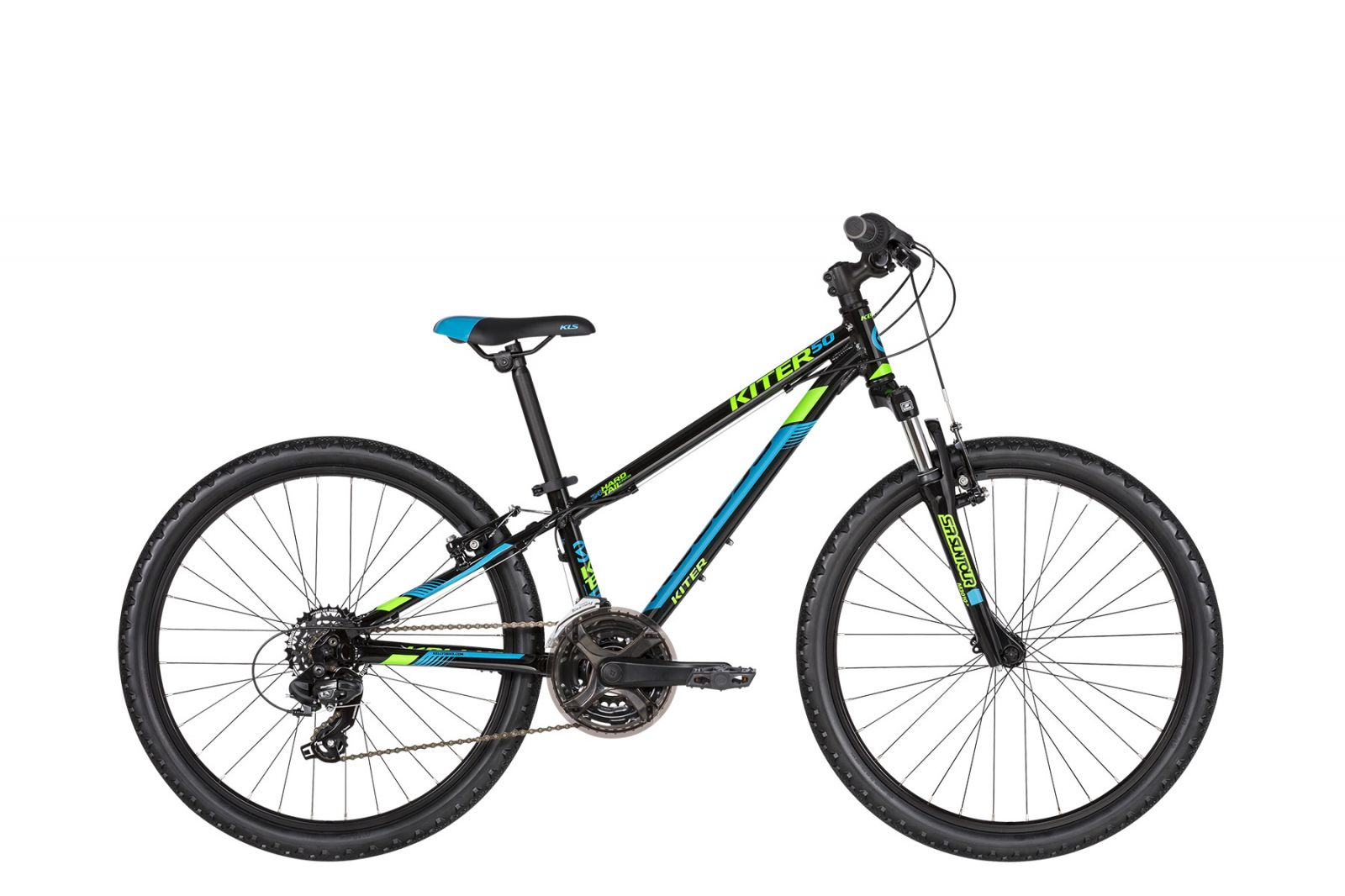 "KELLYS K19108 Kiter 50 Black 24"" 2019 Kellys Bicycles"