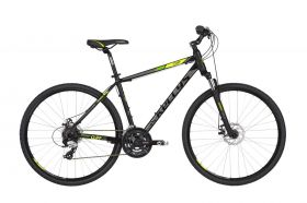 KELLYS K19166 Cliff 70 Black Green M 2019 Kellys Bicycles