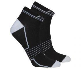 KELLYS Ponožky FIT black 38-42 Kellys Bicycles
