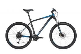 "KELLYS K19034 Spider 50 Black Blue 27.5"" S 2019"