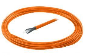 Bowden řadicí 4mm teflon barevný 1 m oranžový