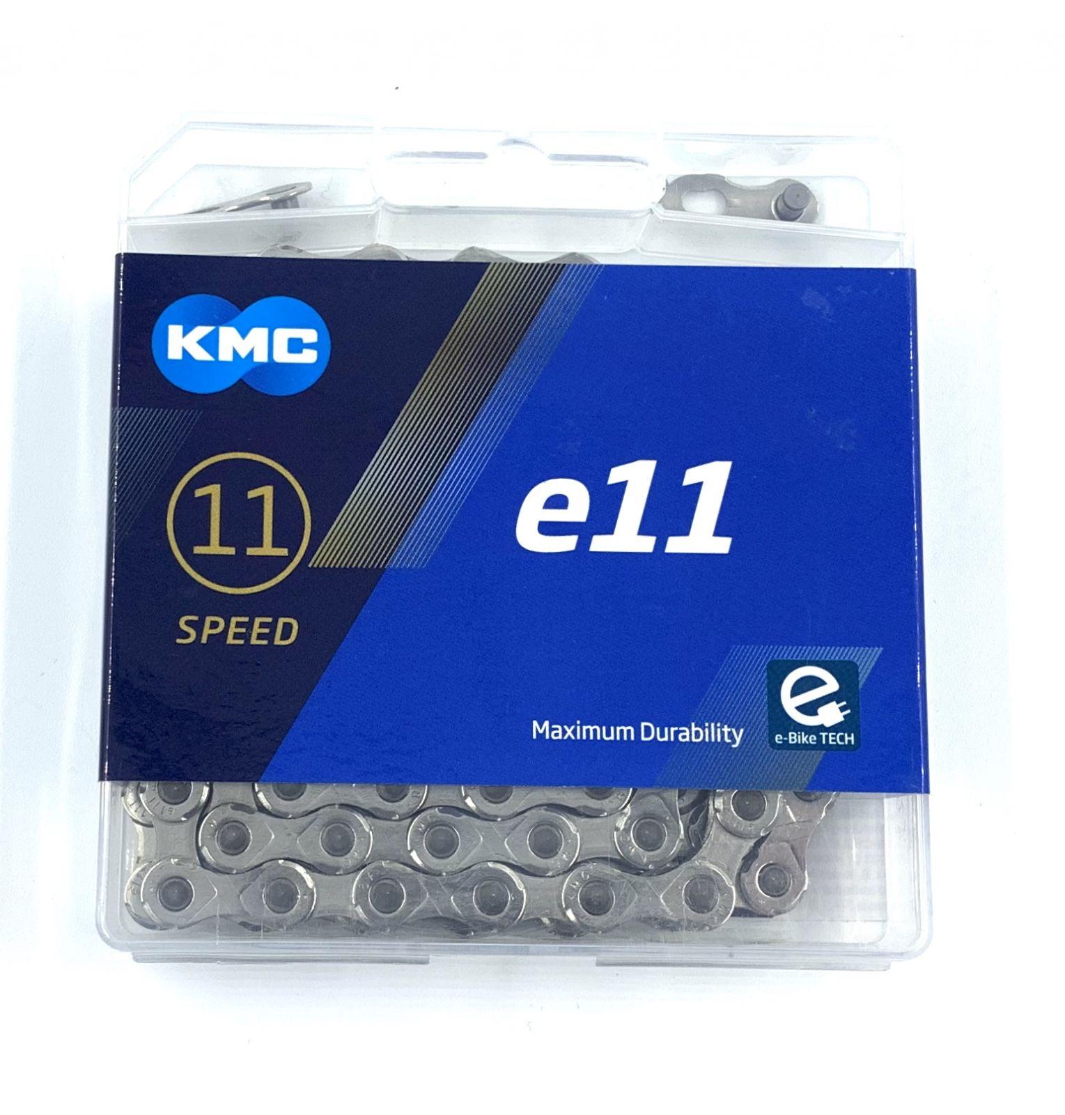 Řetěz KMC e11 11Speed + spojka na ELEKTROKOLO