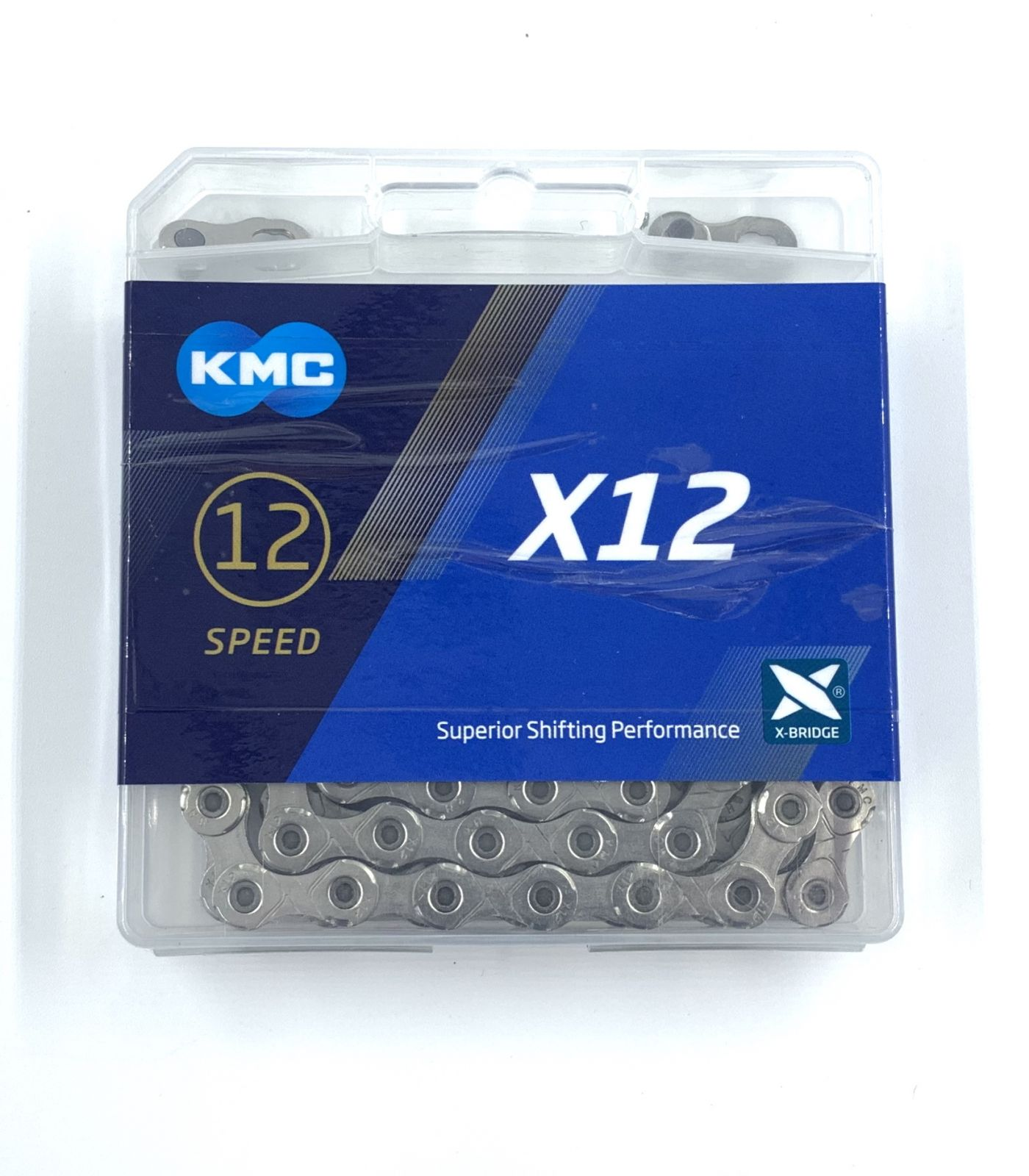 Řetěz KMC x12 12 Speed + spojka