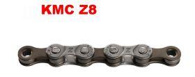Řetěz KMC Z8 7/8 Speed + spojka