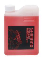 Minerální olej Shimano do hydraolických brzd 1 litr