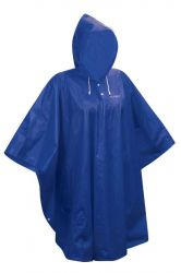 Pláštěnka poncho Force PVC XS-S dětská modrá